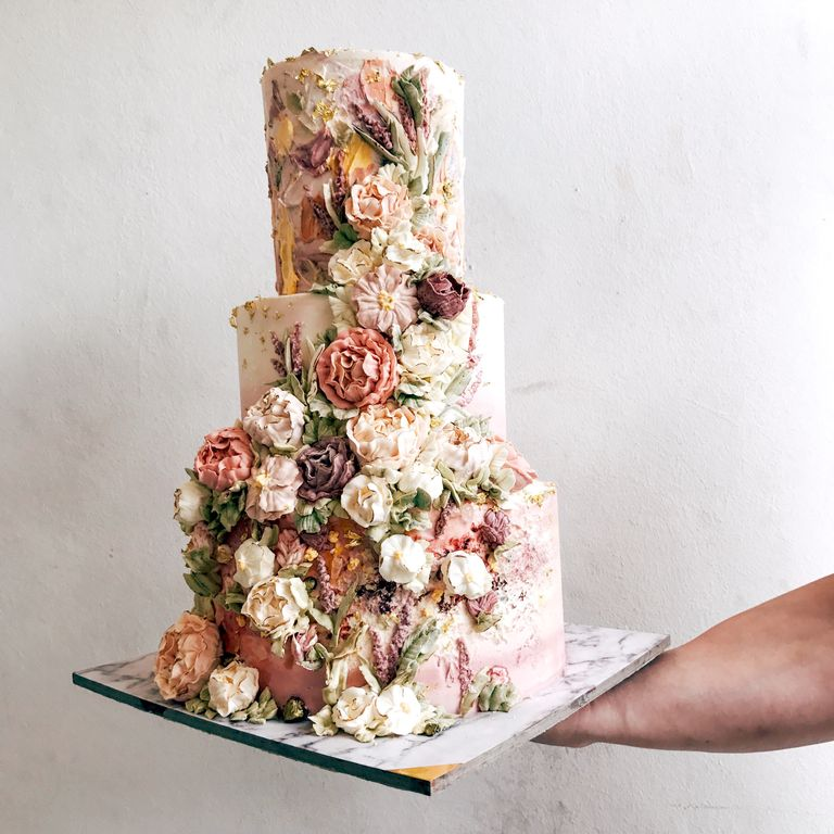 Fall Wedding Cakes Ideas: 15 Elegant Fall Wedding Cakes