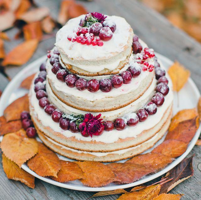 Fall Wedding Cakes Ideas: Wedding Cake Ideas For Fall