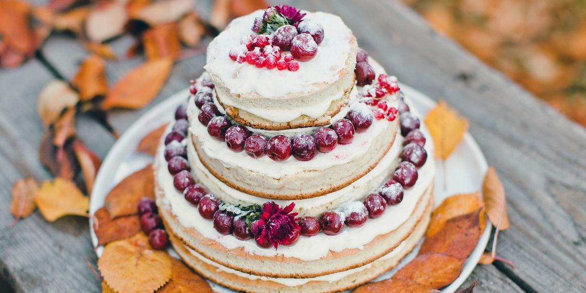 22 Fall Wedding Cakes Wedding Cake Ideas For Fall