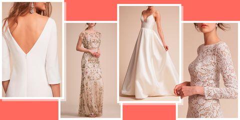 fall wedding dresses best 2018BHLDN