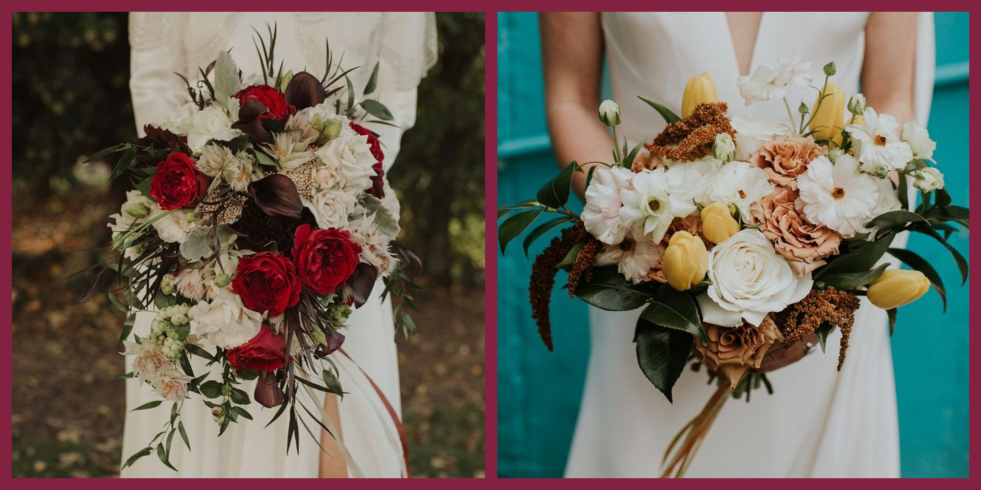 30 Best Fall Wedding Flowers Gorgeous Wedding Bouquet Ideas 2019
