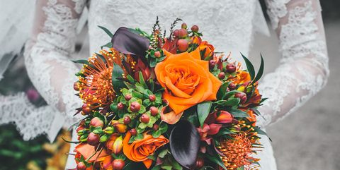 20 best fall wedding flowers wedding bouquets and centerpieces for fall wedding flowers junglespirit Images