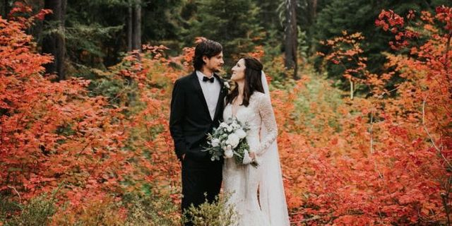 19 Fall Wedding Ideas Rustic Decorations For A Fall Wedding