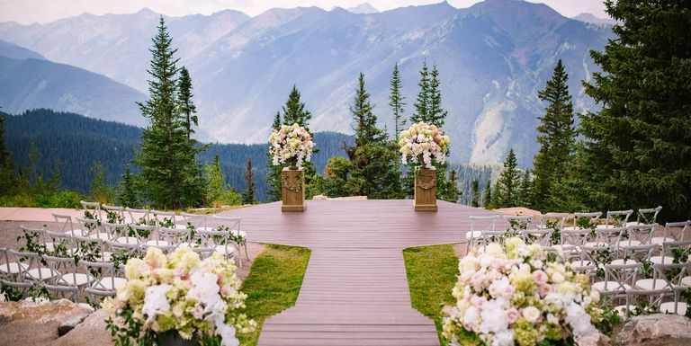25 fall wedding venues best locations for fall weddings for Best colorado wedding venues