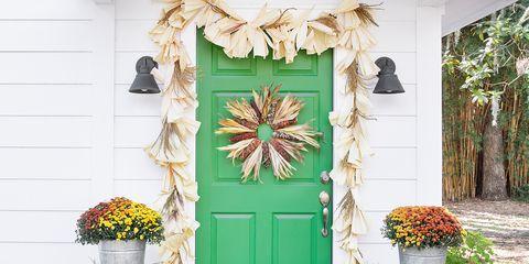 35 DIY Fall Wreaths