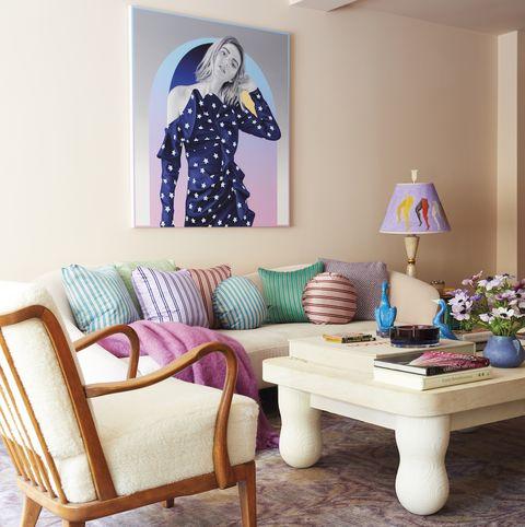 Lena Dunham\'s Interior Designer Ariel Okin Brought Her West ...