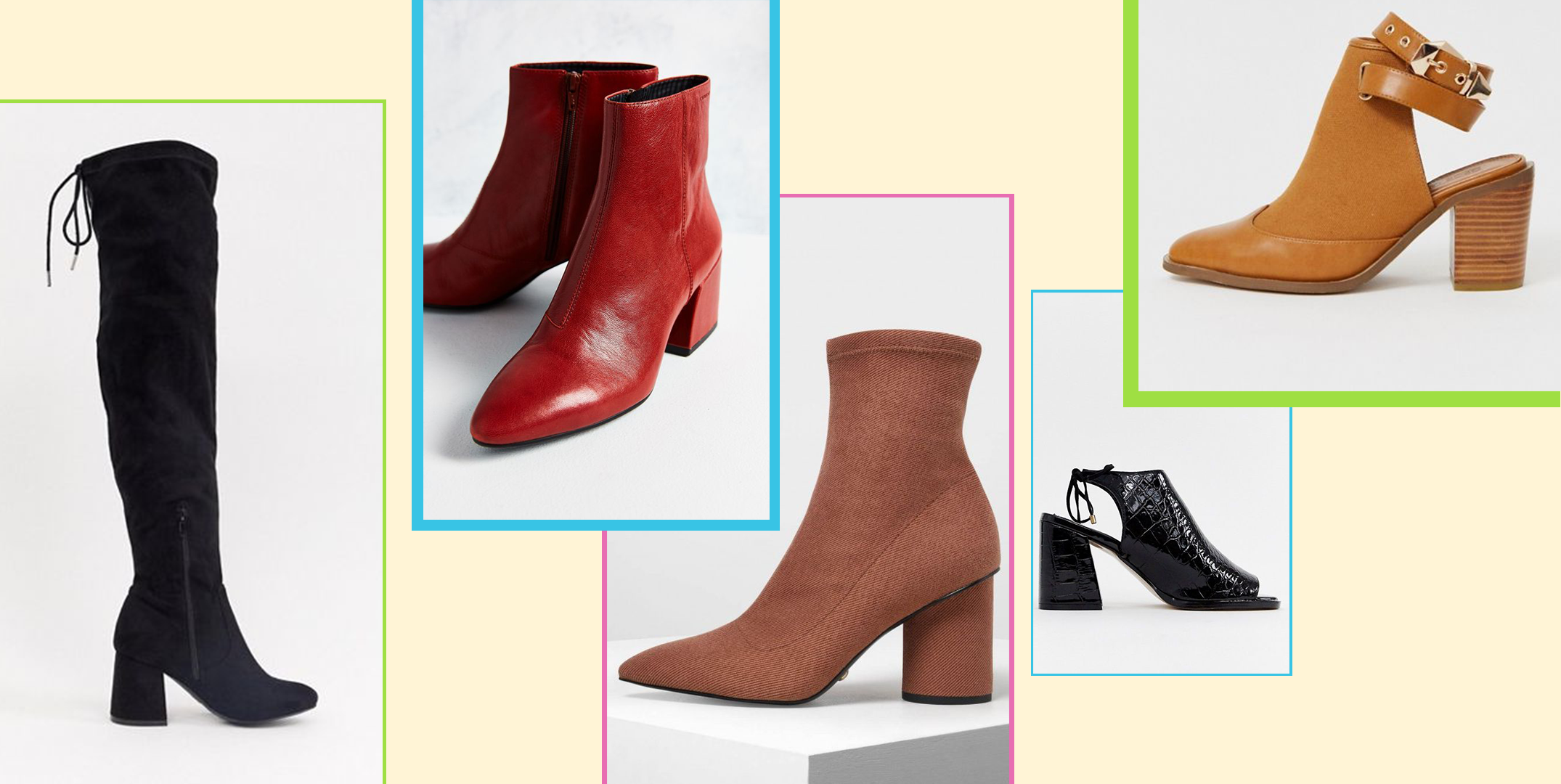 Fall Boot Trends to Try in 2019 \u2014 25 Best Fall Boots for Women