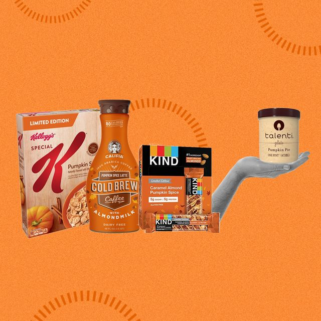 fall flavored foods