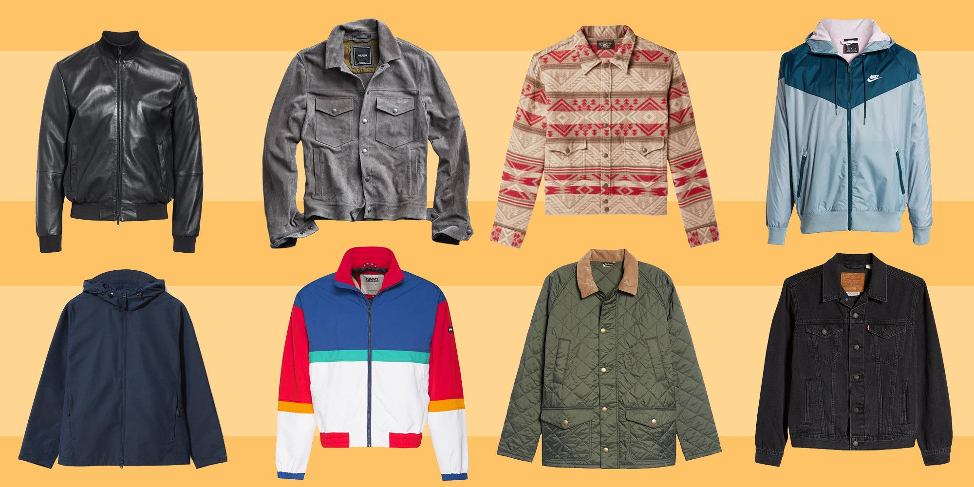 14 Fall Jackets That'll Get You Excited for Autumn's Arrival