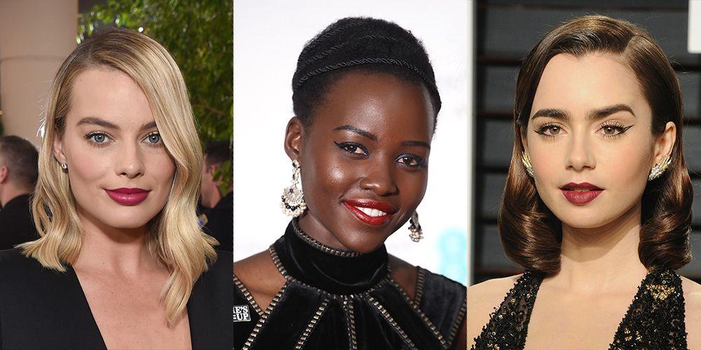 Fall 2018 Celebrity Makeup Trends