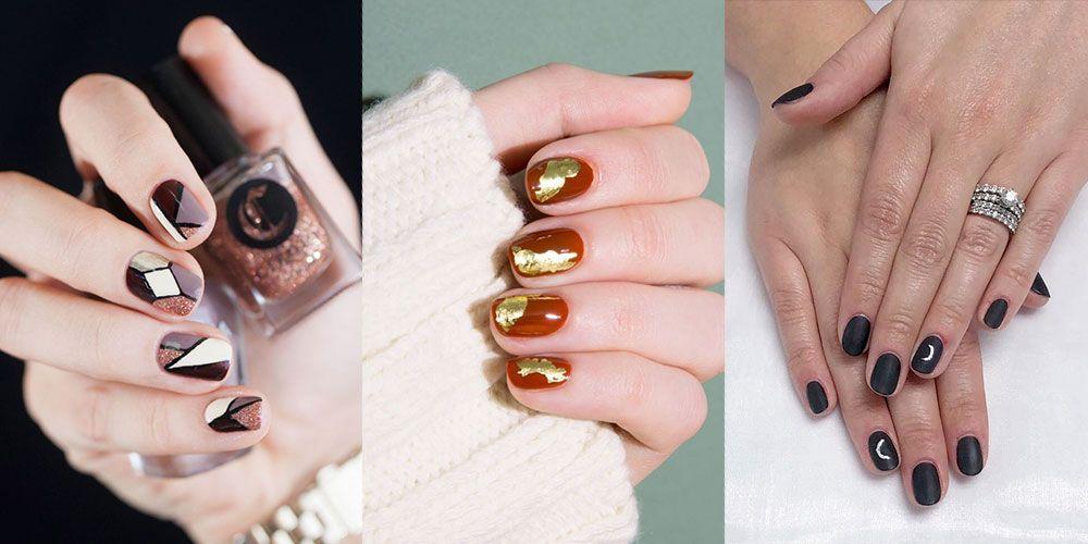 40 Fall Nail Art Ideas Best Nail Designs And Tutorials