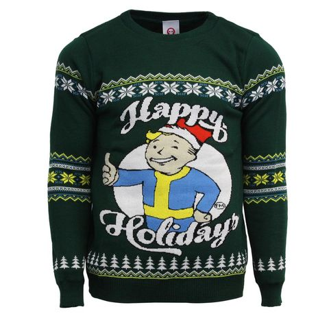 Halo Christmas Sweater.20 Amazing Gaming Christmas Jumpers