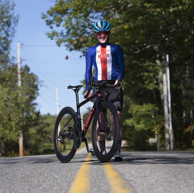 paracyclist clara brown