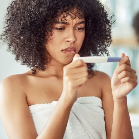 what is a false negative pregnancy test