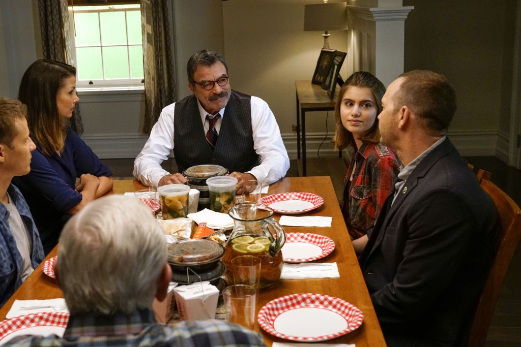Why the 'Blue Bloods' Family Dinner Scenes Can be 'Miserable' to Film