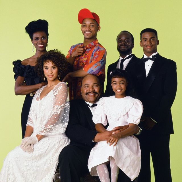 Will Smith Karyn Parsons 90s Fashion The Best 90s Style From The Fresh Prince Of Bel Air