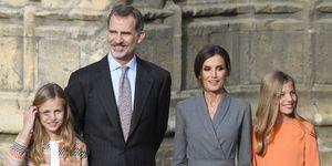 La Familia Real llega a Oviedopara los premios Princesa de Asturias