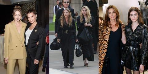 Fashion, Event, Fashion model, Suit, Outerwear, Fashion design, Street fashion, Dress, Haute couture, Long hair,