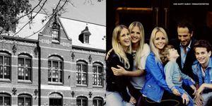 familie van Chantal Janzen