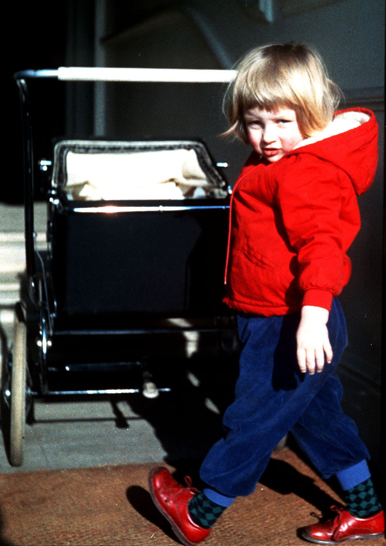 lady diana spencertoddler