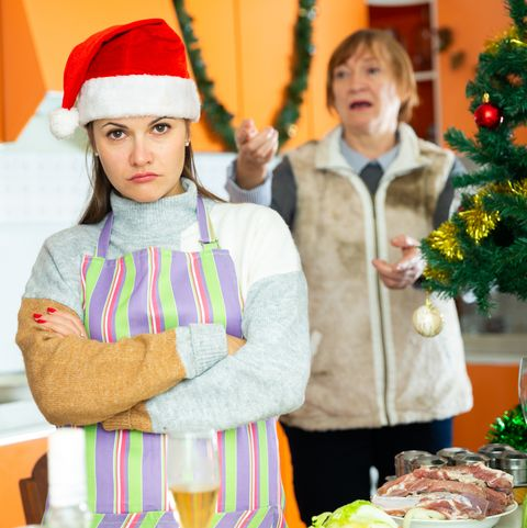 how to avoid family arguments this christmas