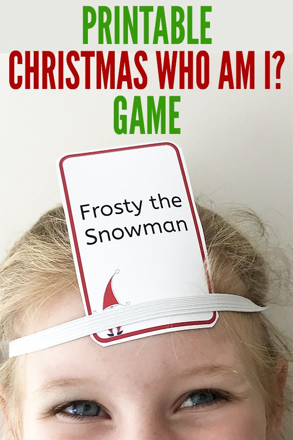 25 Best Family Christmas Games Activities Games For Holiday