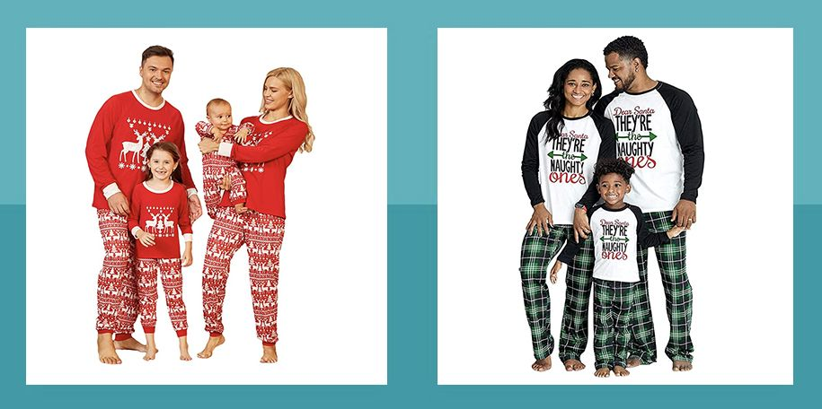 33 Family Christmas Pajamas That Make For a Cozy Celebration