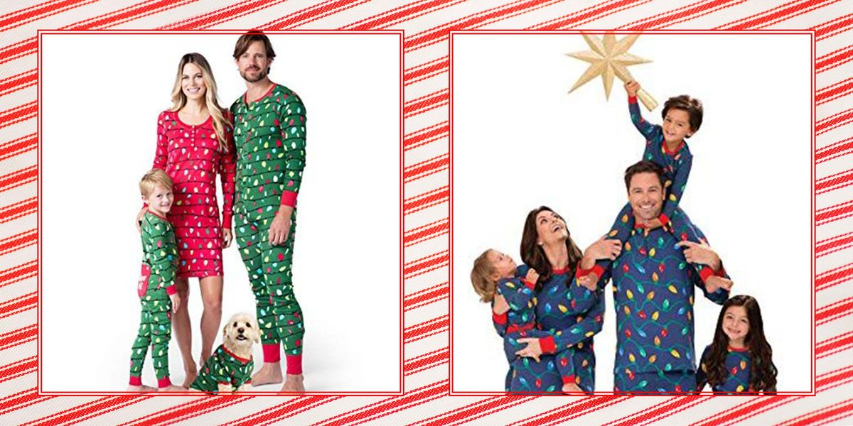 Christmas Pjs.34 Best Matching Family Christmas Pajamas Funny And Cheap