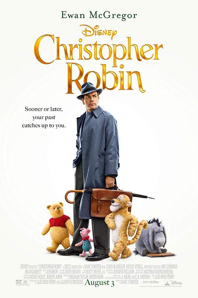 family Netflix movies -- Christopher Robin