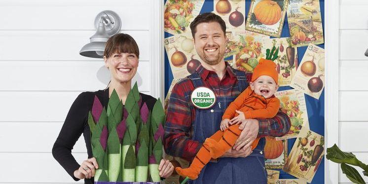 25 Best Family Halloween Costume Ideas 2019 , Family of 3