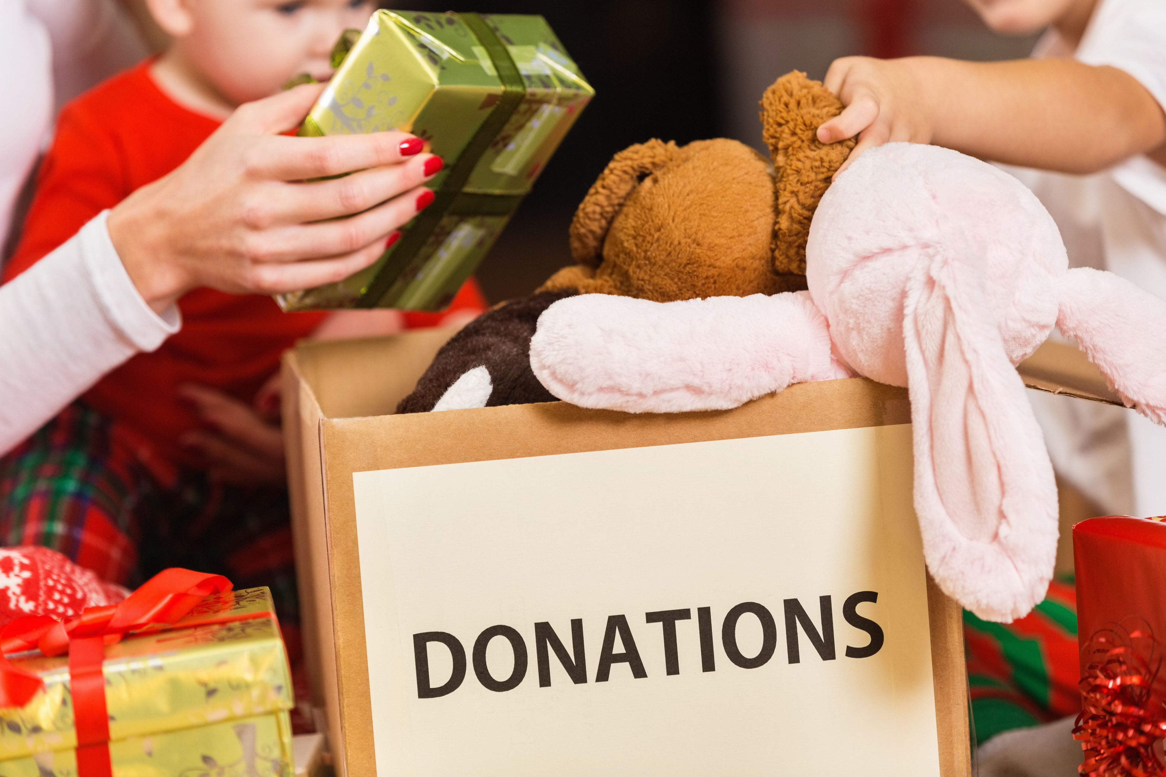 charity gifts to give this christmas