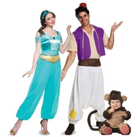 25 Family Halloween Costumes Disney Flintstones And More
