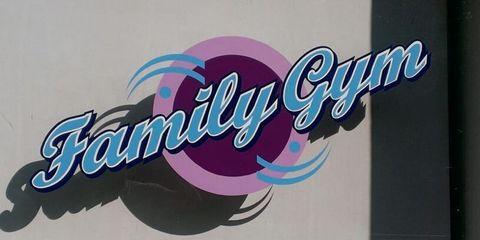 The Family Gym.