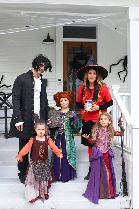 hocus pocus family halloween costume
