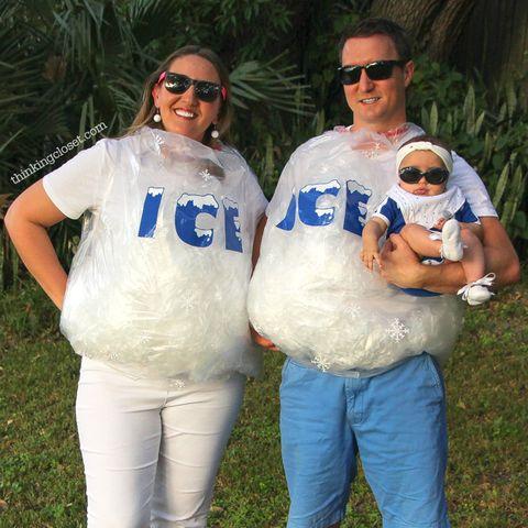 family halloween costume ice ice baby