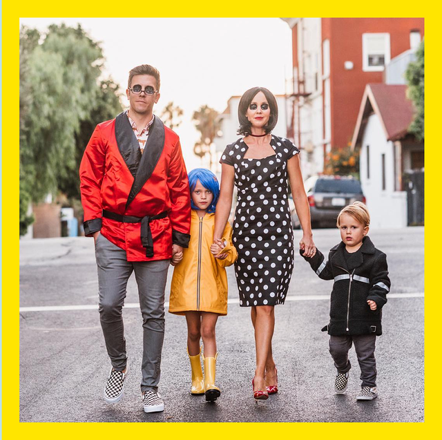 50 Family Costume Ideas 2019