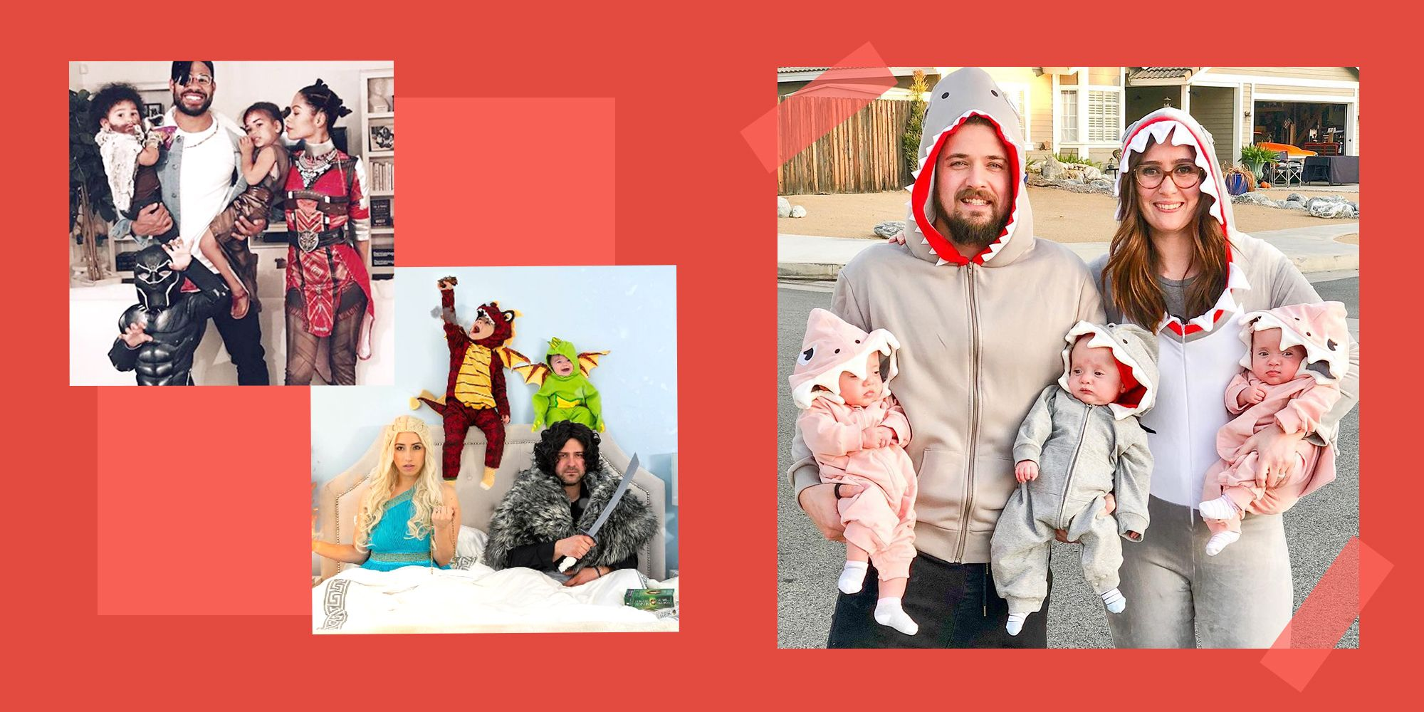 30 Best Family Costume Ideas for Halloween 2019 , Cute