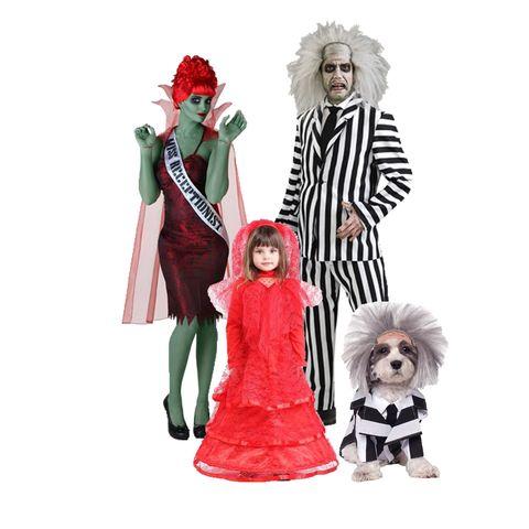 59 Family Halloween Costumes Addams Family Flintstones