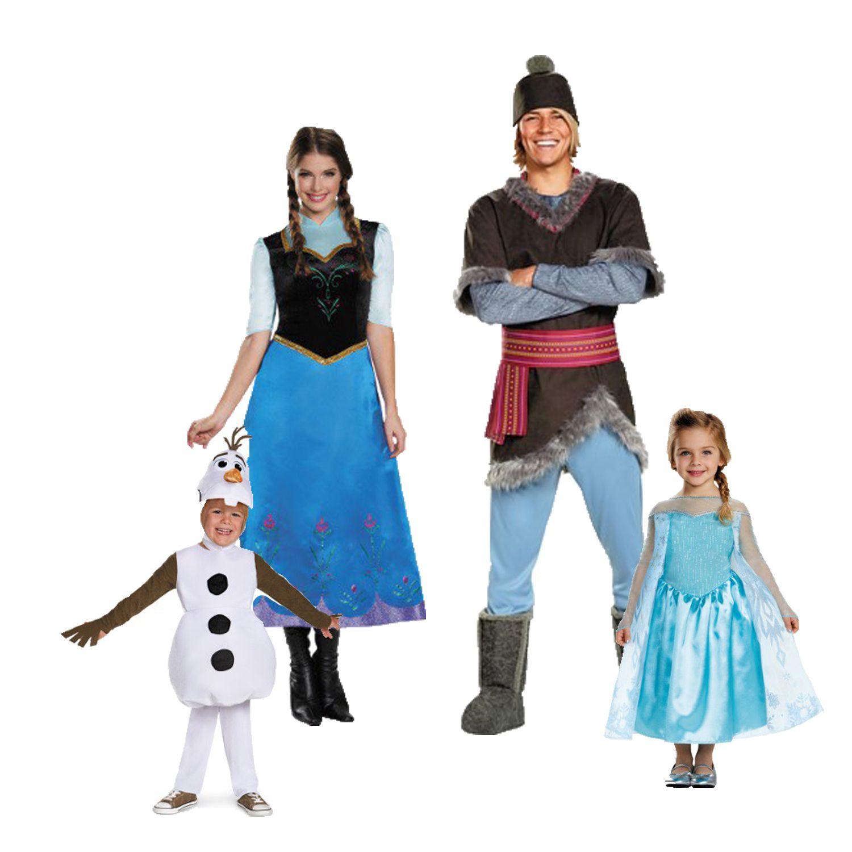 29 Family Halloween Costumes Disney Flintstones And More