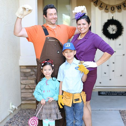 Cute Ideas For Family Halloween Costumes.28 Best Family Halloween Costumes 2020 Cute Family Costume Ideas