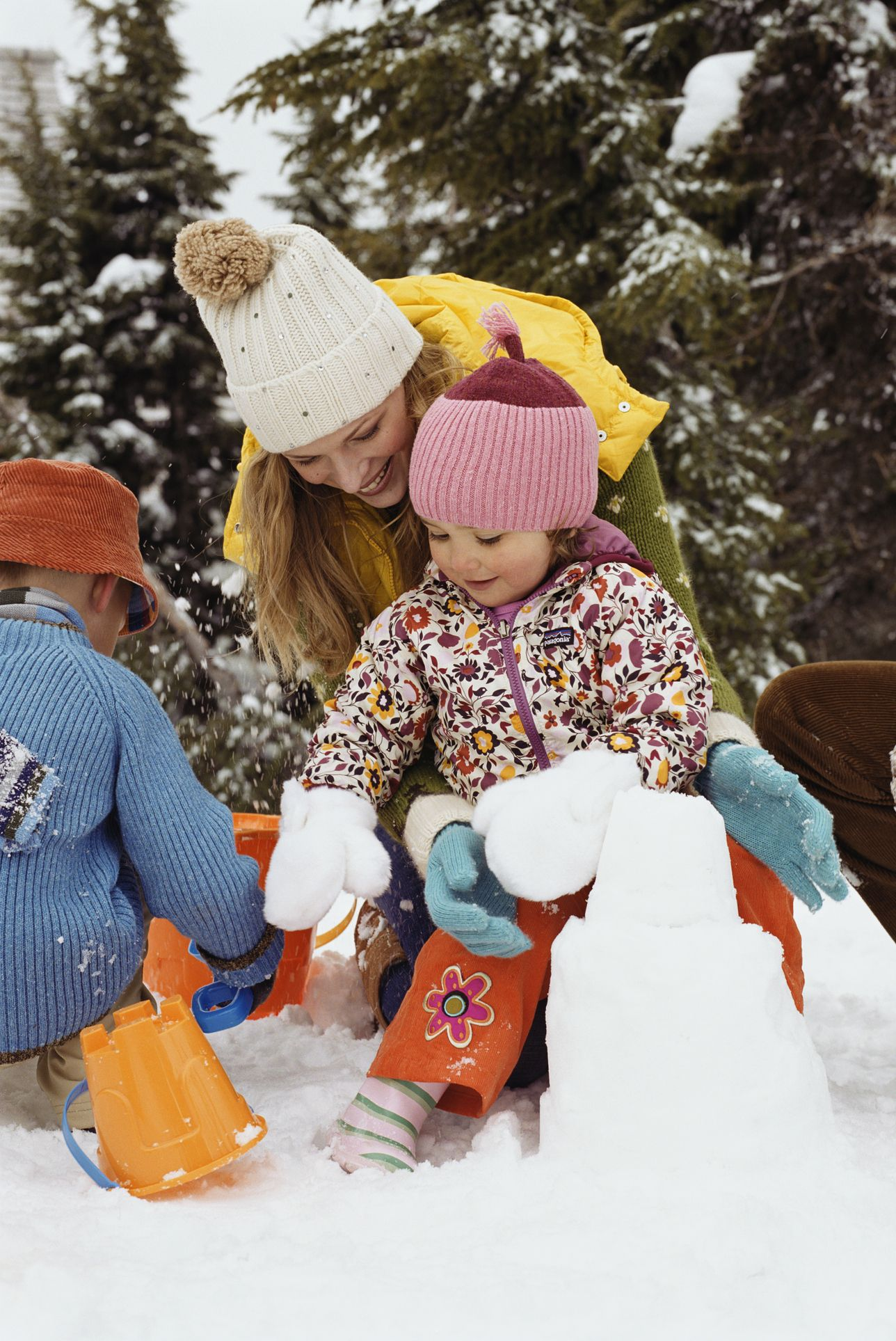 winter health myths - You can catch a cold by being out in the elements too long