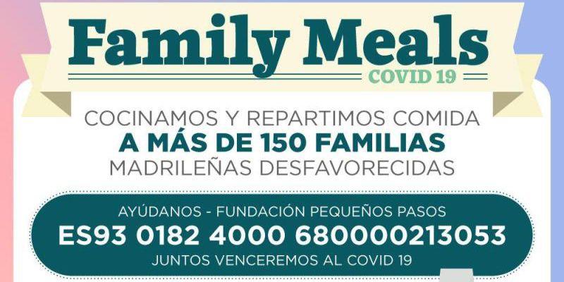 Family Meals: emprendedores que combaten la crisis alimentaria