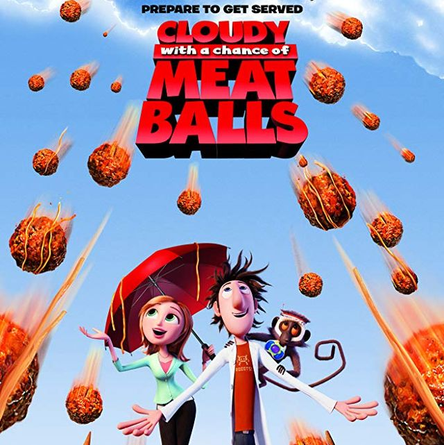 Family Movies Cloudy With A Chance Of Meat