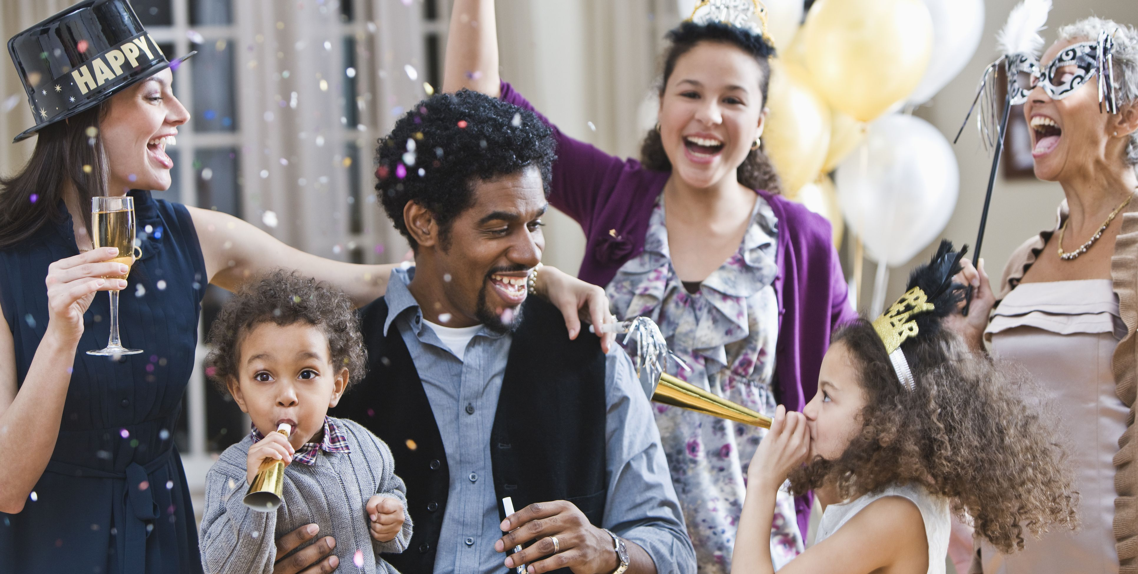 12 New Year's Traditions to Start With Your Family