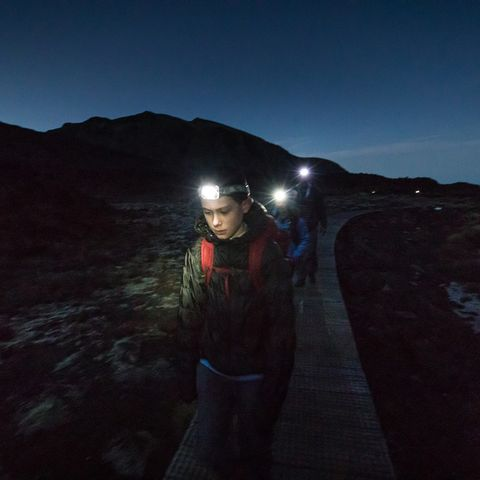 Fun Things to do At a Sleepover - Night Hike
