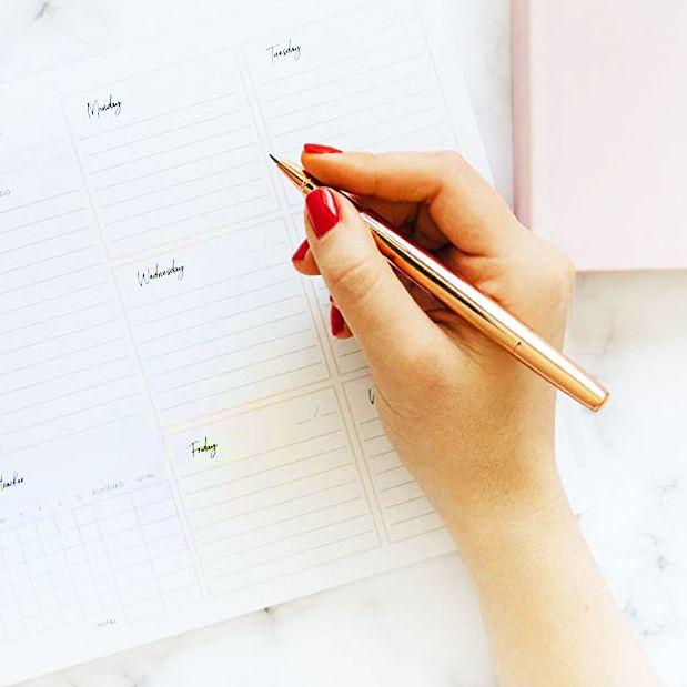 lamare calendar notepad