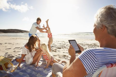 Families are ditching traditional holidays for this new trend
