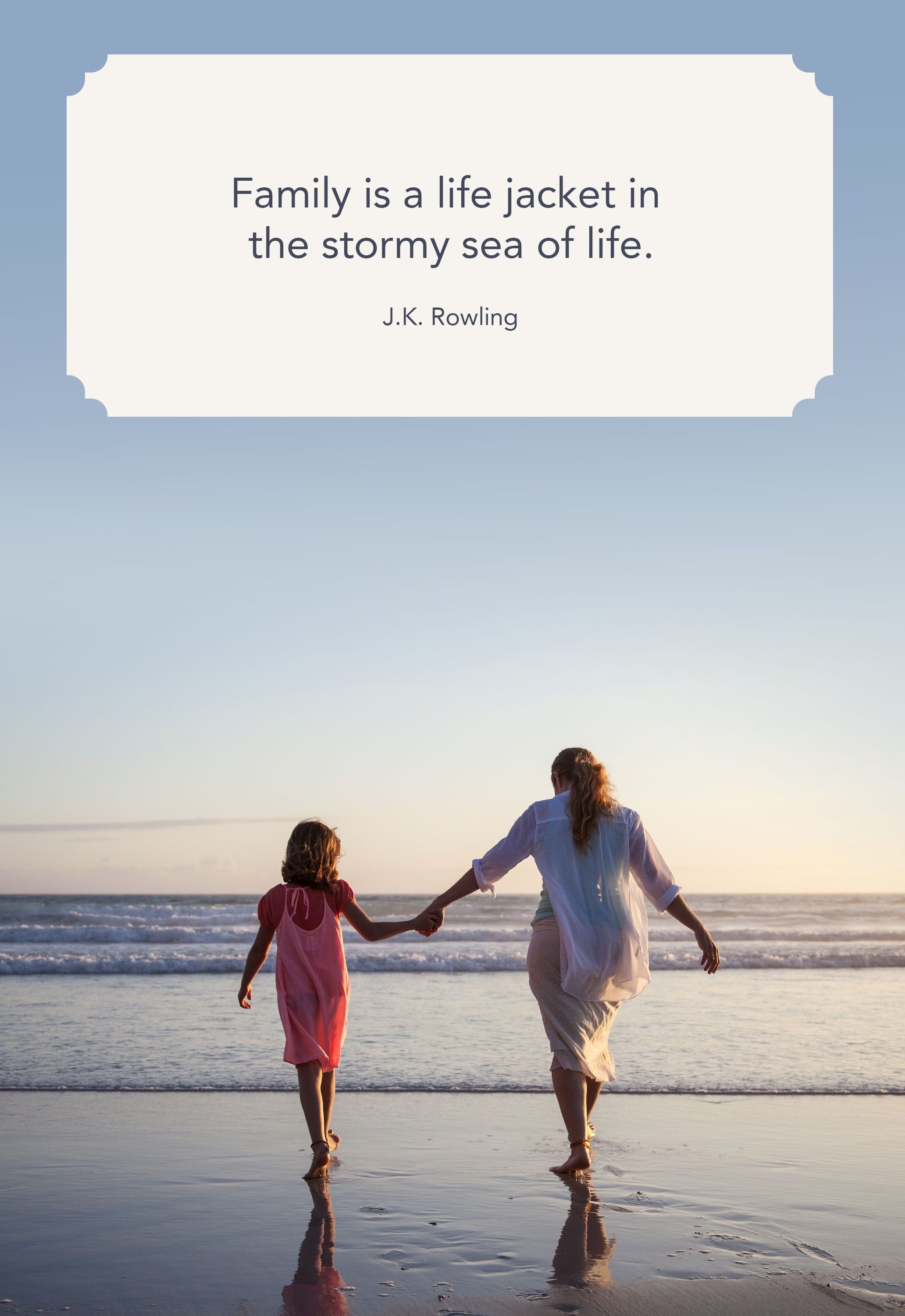 family quotes support