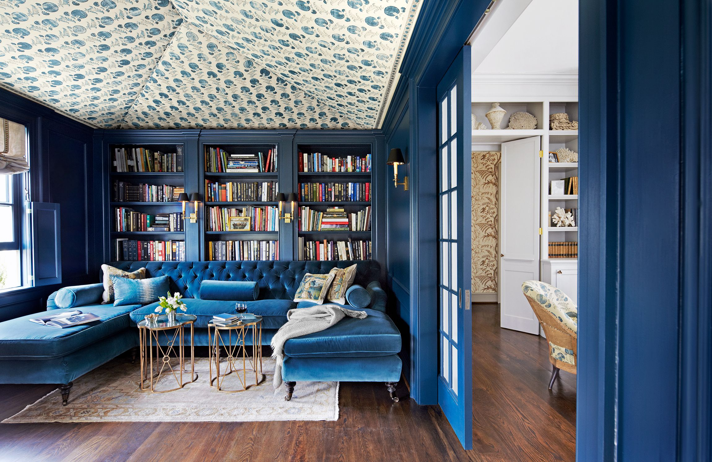 35 Stylish Family Room Design Ideas, Formal Living Room Ideas