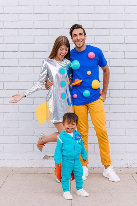 Mom And Baby Boy Matching Halloween Costumes.30 Best Halloween Costumes For 3 People Trio Costume Ideas